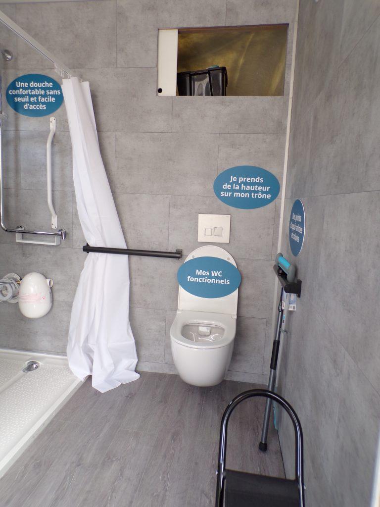 Un sanitaire