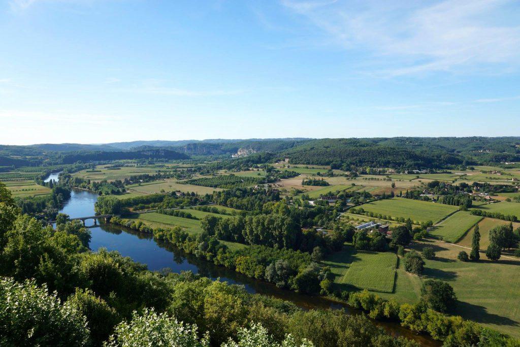 Panoramique Vallée Dordogne - Domme - Un logis a domme