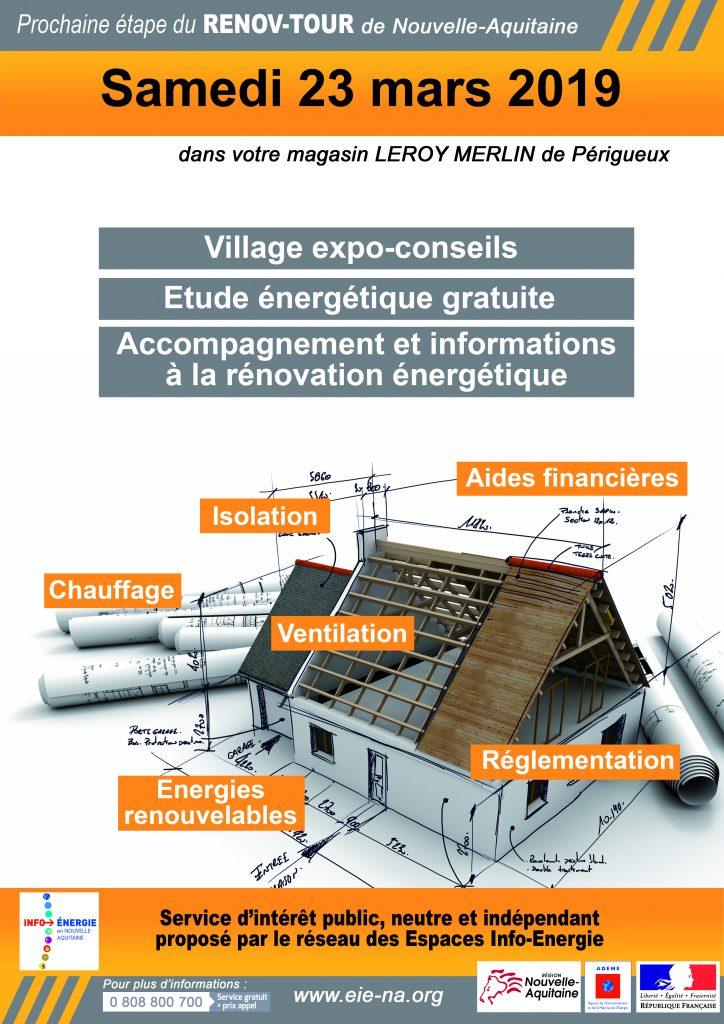 affiche flyers Périgueux