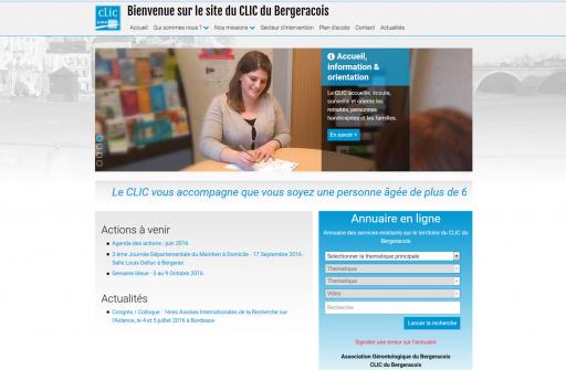site clic bergerac