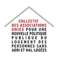 Collectif des associations unies pour une nouvelle politique publique du logement des personnes sans abri et mal logées
